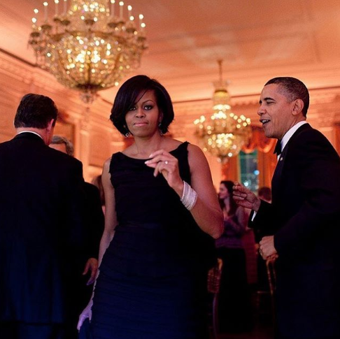 Barack Obama's Valentine's Day message to Michelle Obama is heartwarming