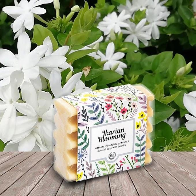 Σαπουνι ελαιολαδου με γιασεμι 100 gr