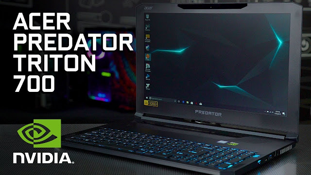 Acer Predator Triton 700 - Features | Specification | Price In India