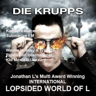 Sept26 Lopsided World of L - RADIOLANTAU.COM