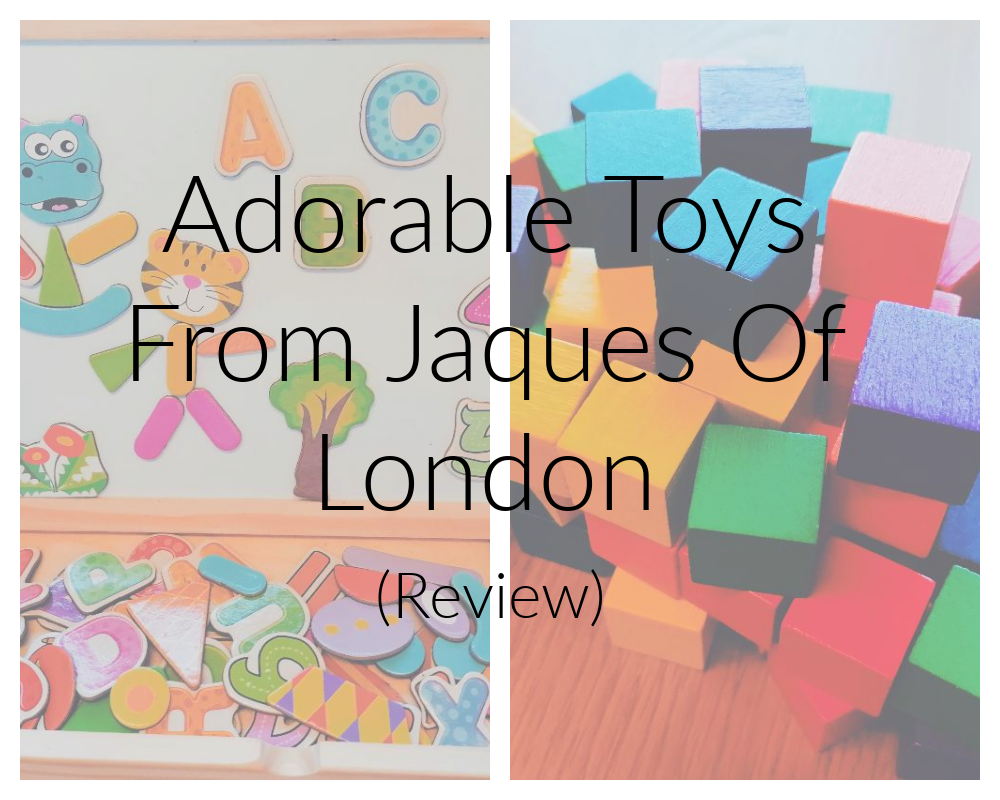 Jaques Of London Toy Review