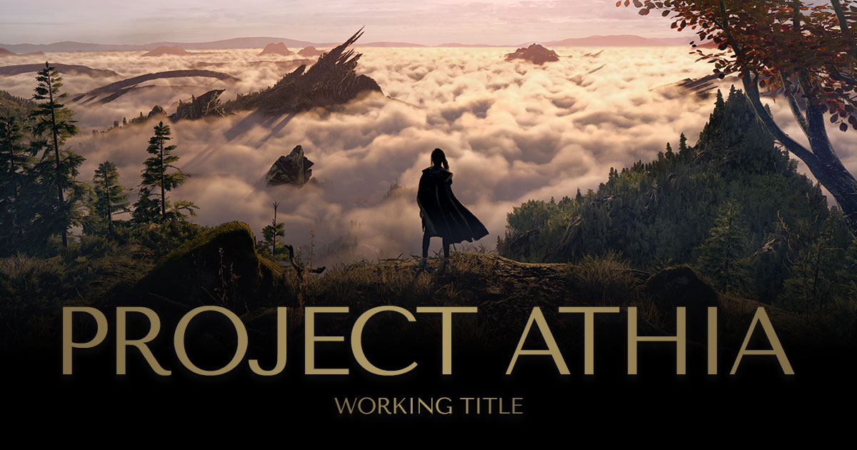 Project Athia - The Game Will Be A PS5 Console Exclusive For Two Years