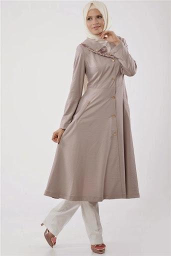Contoh Baju Hamil Kerja Muslim Terbaru Untuk Pekerja