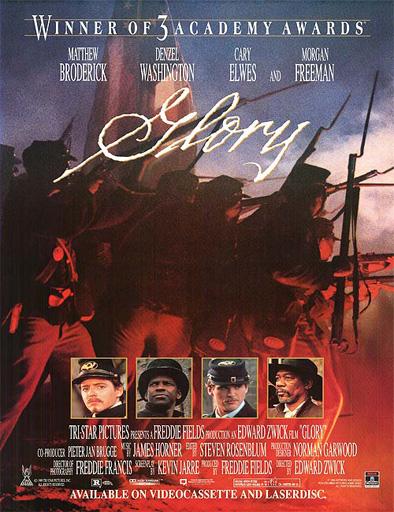 Ver Tiempos de gloria (Glory) (1989) Online