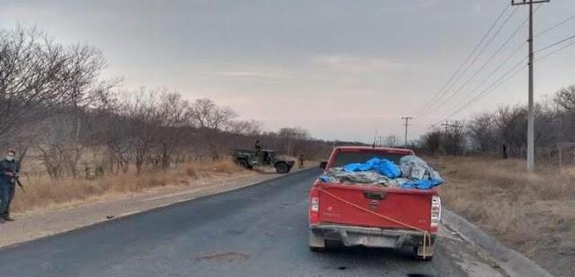 """""""El Cien"""" levanto, torturo y ejecuto a las 12 personas que aparecieron en camioneta, eran parientes y gatilleros de """"Chito Cano"""", fue en venganza por haber descuartizado a su sobrino"""