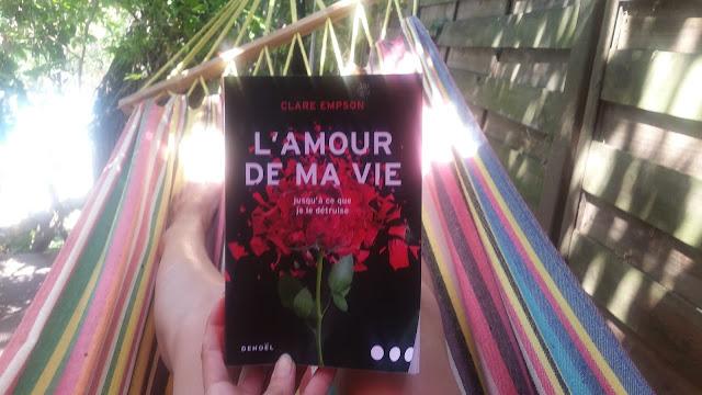 L'amour de ma vie clare empson avis chronique happybook livres addict