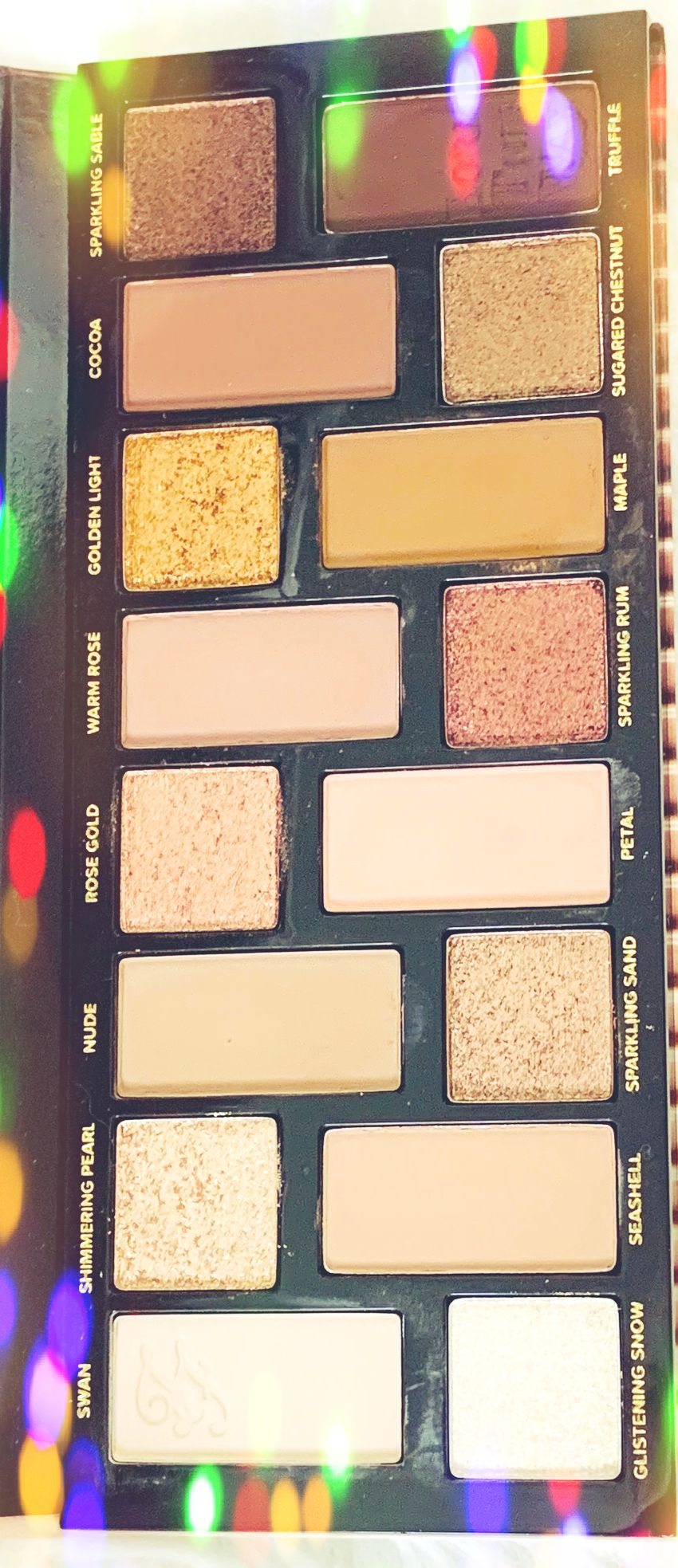 2020 Christmas Gift Guide: Palettes