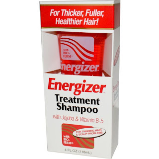 شامبو مع زيت الجوجوبا Hobe Labs, Energizer Treatment Shampoo with Jojoba & Vitamin