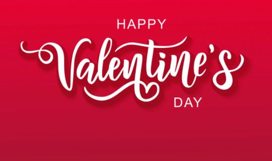 VALENTINE'S DAY 2021: DATE AND DAY