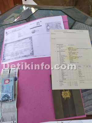 Berkas dan formulir kelengkapan Her 5 tahunan