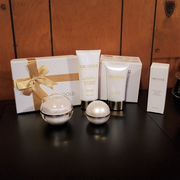 Orogold Cosmetics Beauty Products Review