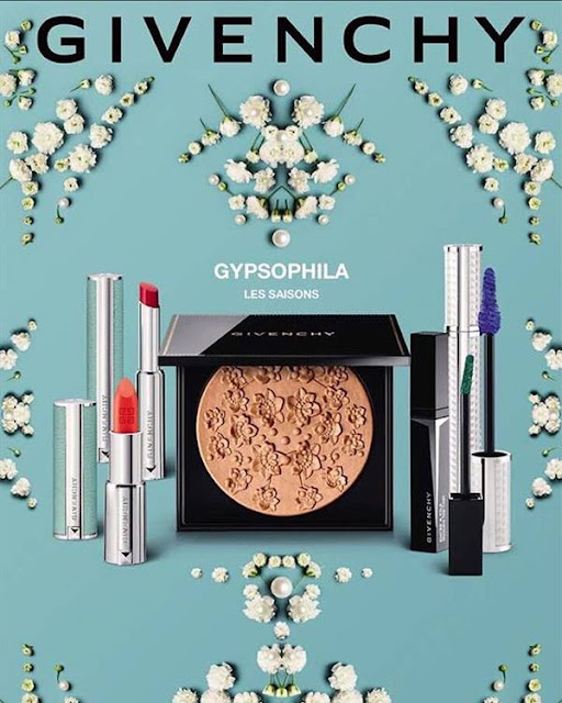 Givenchy Gypsophila Les Saisons Summer 2017 Collection