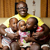 Meet Bola Ray's lovely kids