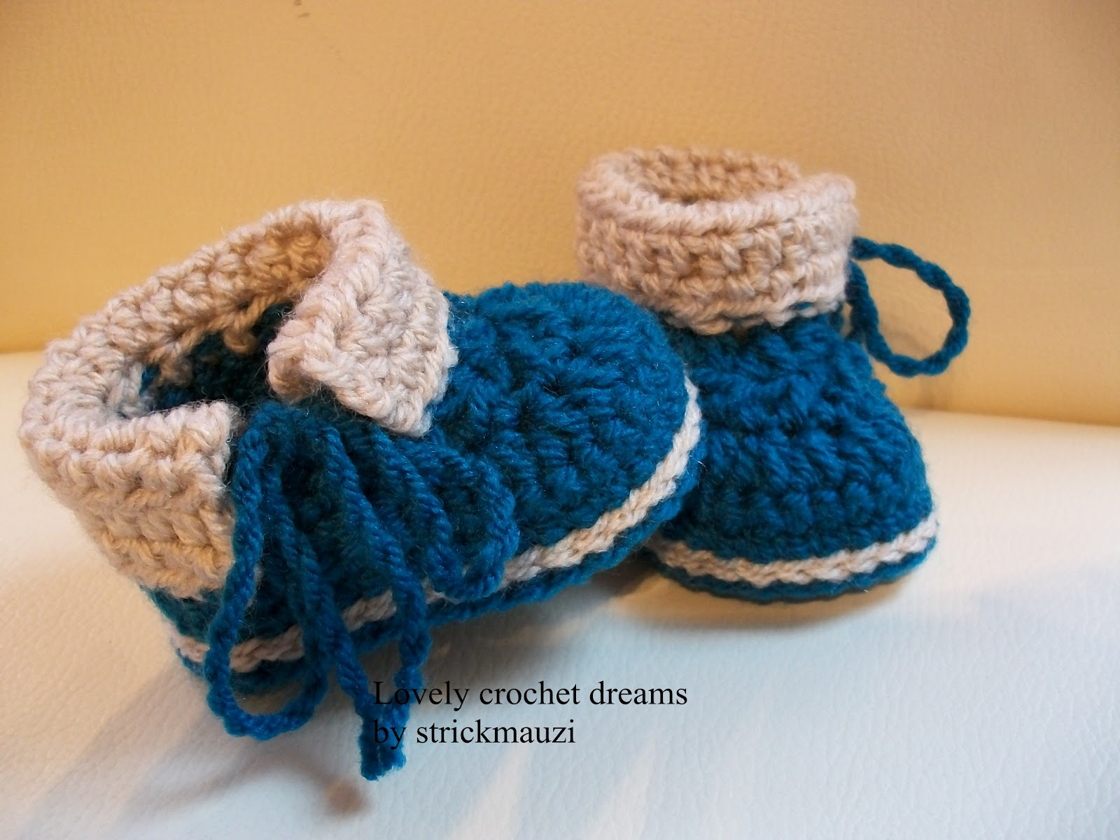 Lovely Crochet Dreams By Strickmauzi