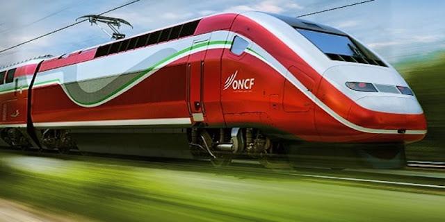 L'entrée en exploitation  du TGV marocain en 4ème  trimestre 2018