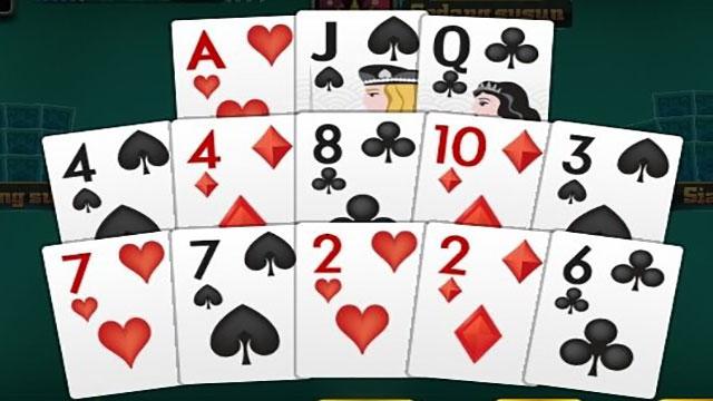 Trik Jitu Menang Banyak di Permainan Capsa Susun