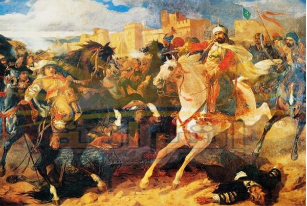 دخول الصليبيين المنصورة