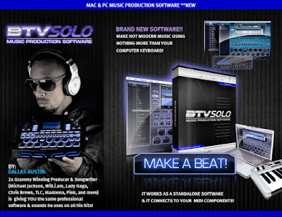 BTVSOLO: Music Production Software