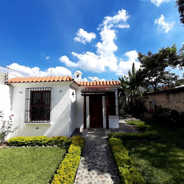 Casa en alquiler antigua guatemala