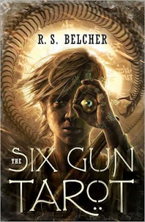 Interview with R.S. Belcher, author of The Six-Gun Tarot - January 21, 2013