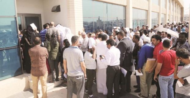معاناة العمالة الوافدة في الخليج