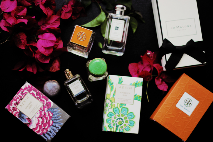 Tory Burch eau de parfum blog review