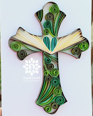 Paper Quilling Crsoo