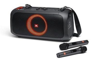 JBL PartyBox On-the-Go: Take the party with you