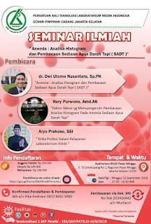 Seminar Ilmiah PATELKI DPC Jakarta Selatan 2018