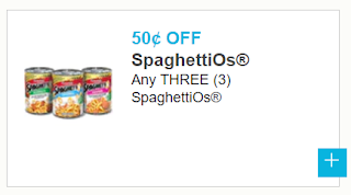 picture regarding Coupongreat Com Printable Coupons referred to as SpaghettiOs: Exceptional printable coupon (Terrific doubler!) Discounts