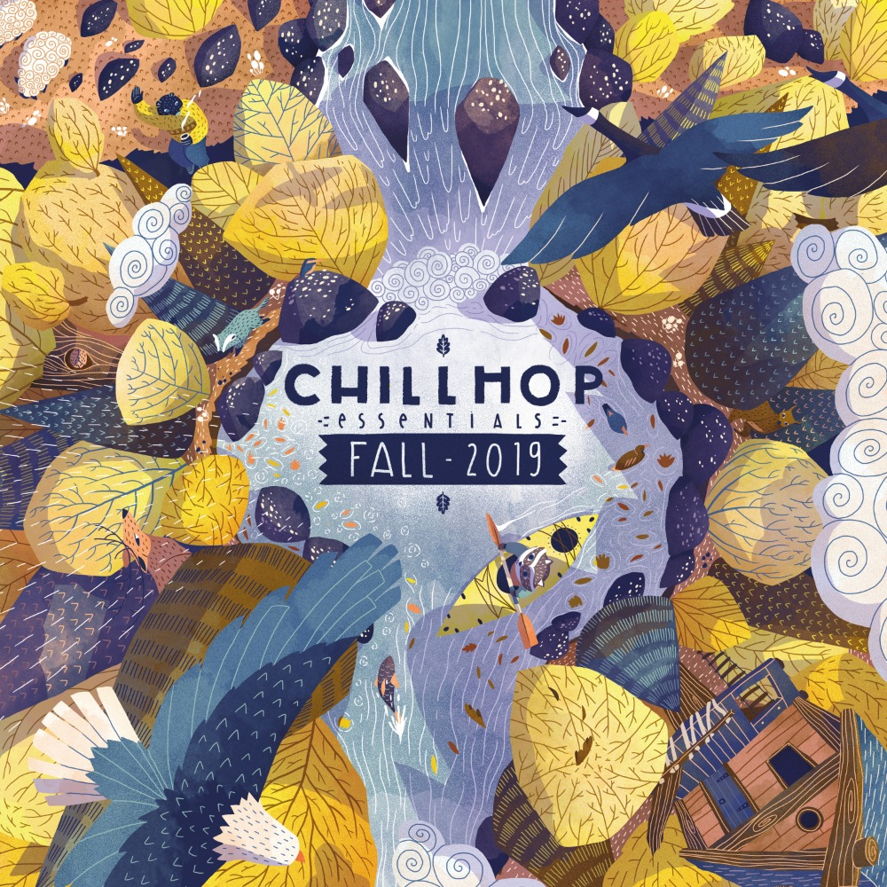 Chillhop Essentials Fall 2019 | Full Album Stream und Vinyl Tipp