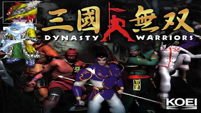 Download Game Dynasty Warriors ISO PSP (PC)