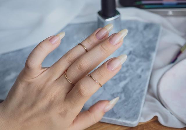 długie i mocne paznokcie