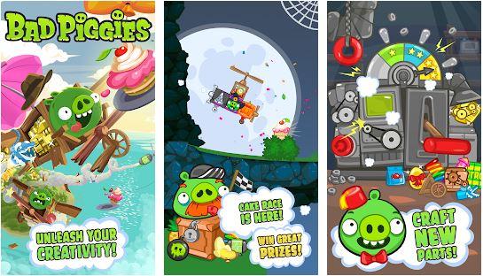 download BAD PIGGIES MOD APK 2.3.6 Unlimited Money Versi Terbaru 2020 1