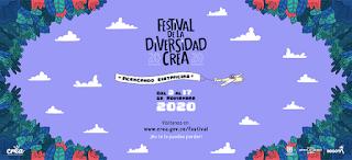 Festival de la Diversidad Crea 2020 Edición Digital