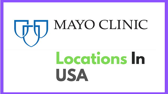 Mayo Clinic Locations in USA