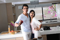 Actor Sonu Sood and Actress Sonal Chauhan Stills at Texmo Pipe Fittings Shooting  0015.jpg