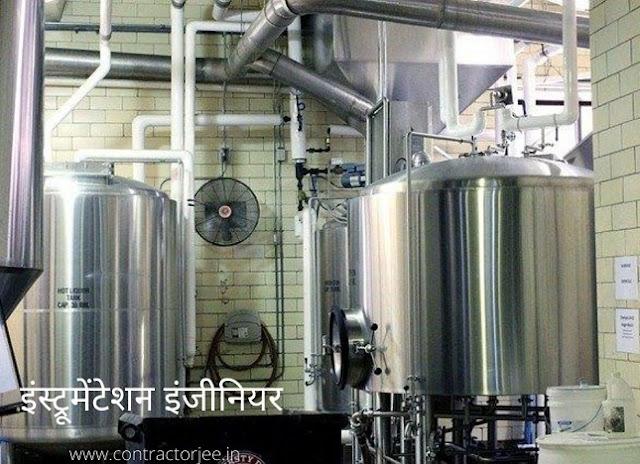 Mechanical engineer work details in hindi