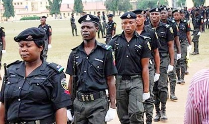 What Nigeria Police Officers earn vs other top-paid officers in the world