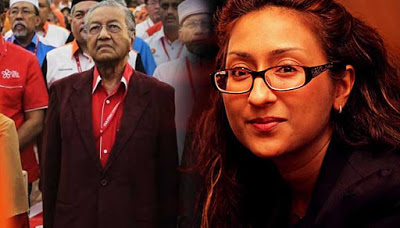 Karpal's Daughter Voices Concern Over Selection of Dr M As PM Candidate #TolakPH