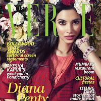 Diana penty verve magazine january 2013 scans.