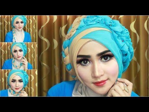 model jilbab pesta nikahan