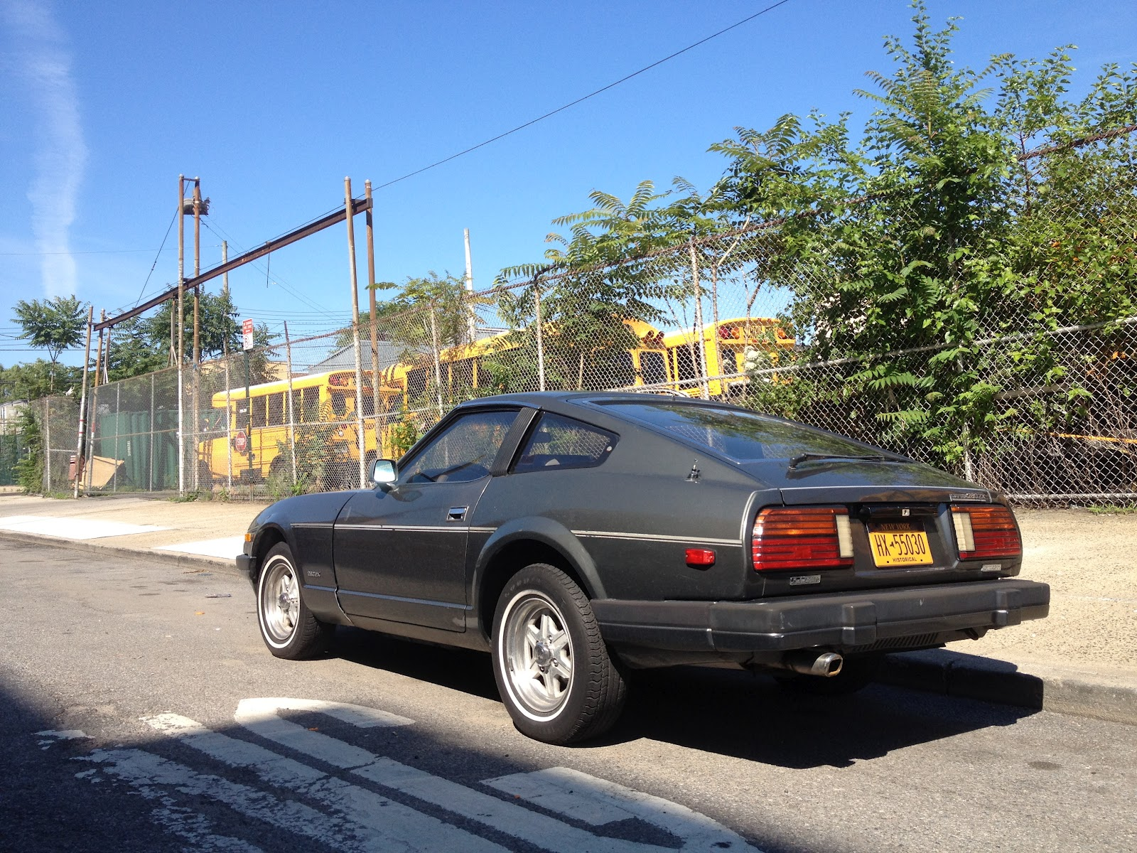 CSCB Home: 1982 Datsun 280ZX