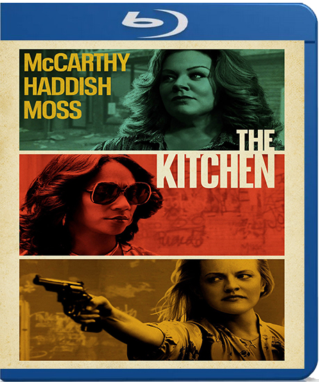 The Kitchen [2019] [BD25] [Subtitulado]