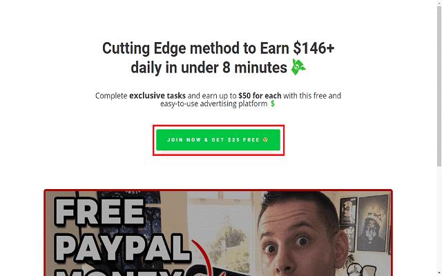 موقع في طريقه الى الشهرة يعطيك 25 دولار هدية التسجيل و ربح المال و بطاقات جوج بلاي بطرق سهلة للغاية بدون جهد.