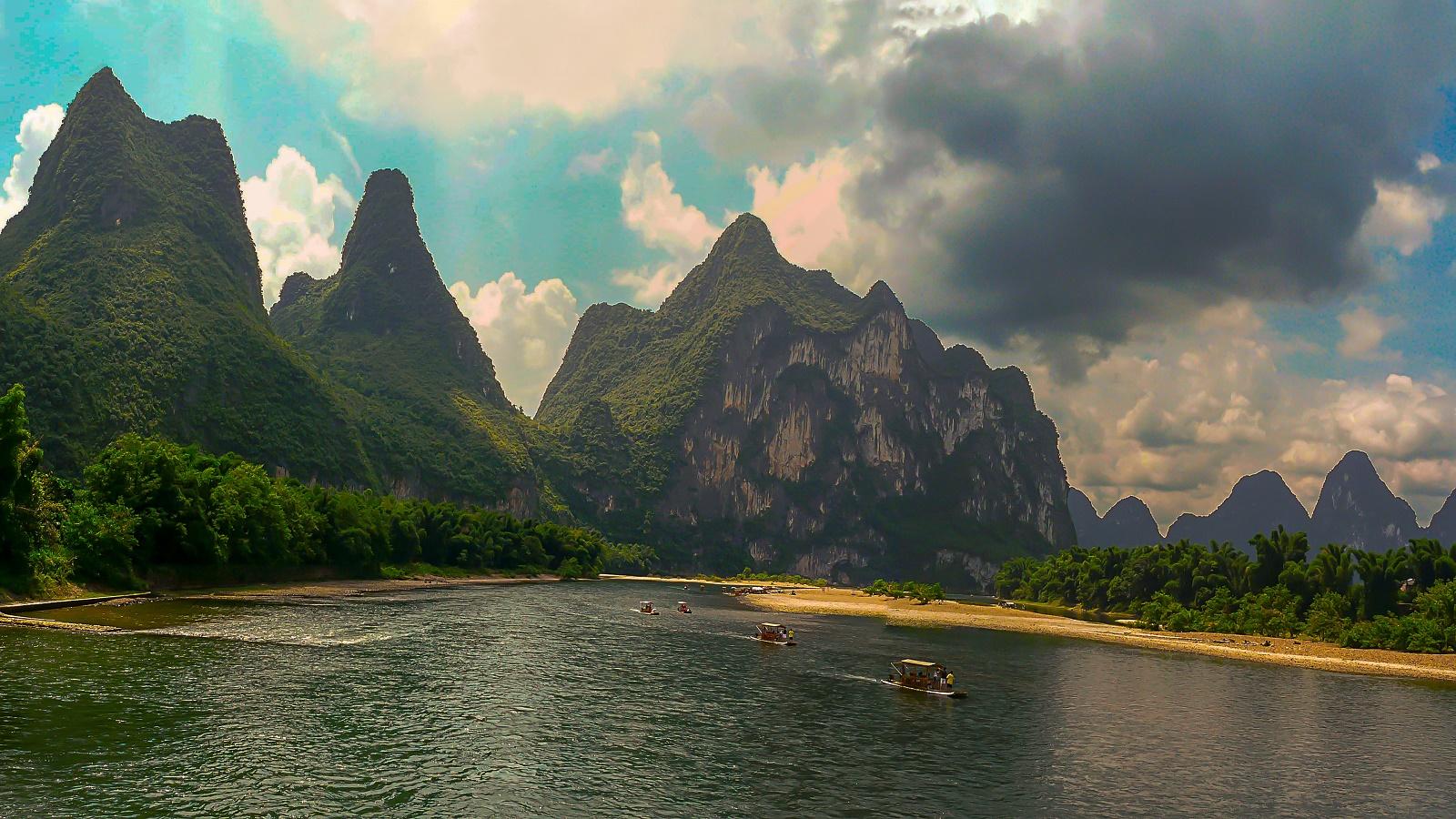 li river wallpaper - photo #16