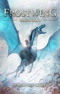 Frostwing: Dragonbond by Morgan Lee Clasper - book promotion services