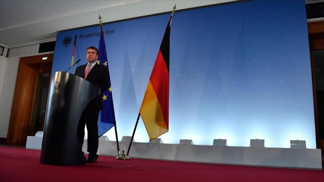 Alemania alerta a EEUU de secuelas de dejar acuerdo nuclear iraní