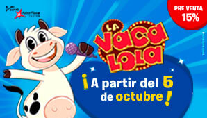 LA VACA LOLA |  Teatro Astor Plaza