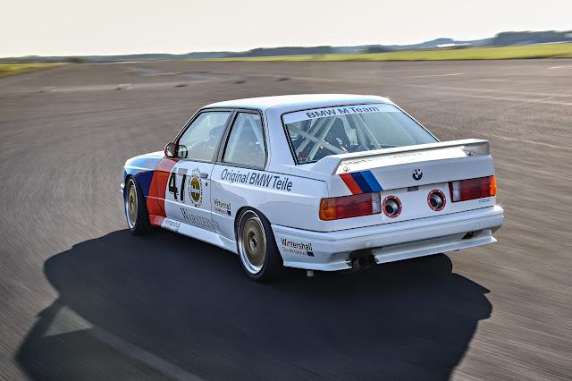 P90237139 highRes 30 χρόνια με BMW M3 – η ιστορία ενός εμβληματικού μοντέλου (Photos)